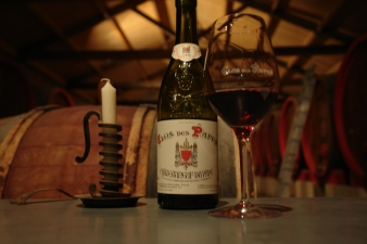 Chateauneuf du Pape Clos des Papes, Bottle